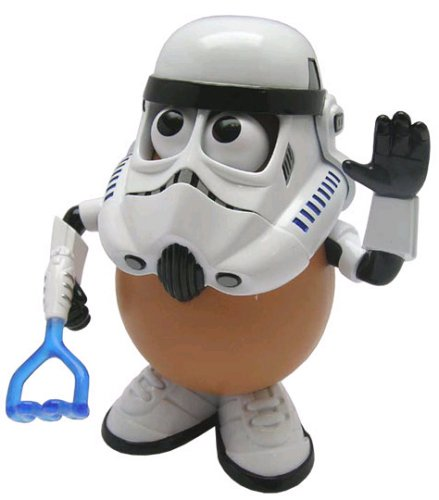 Star Wars Spud Trooper Mr. Potato Head(1)