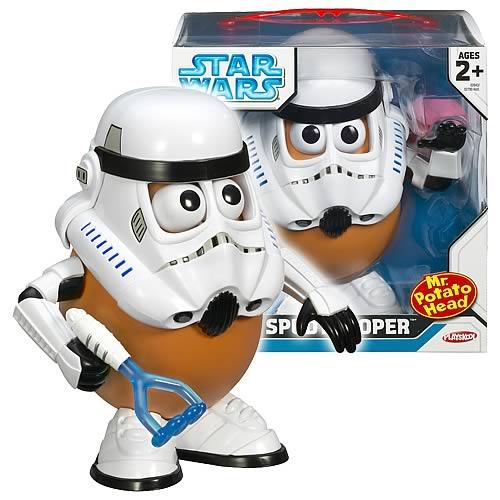 Star Wars Spud Trooper Mr. Potato Head(2)