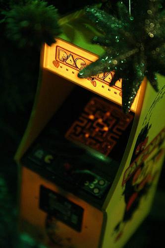 arcade ornament