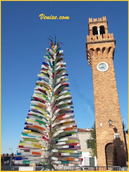 artificial murano tree