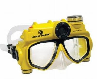camera underwater digital