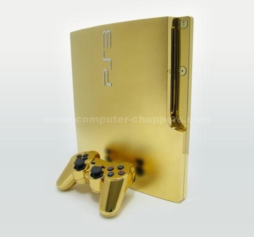 gold ps3 mod