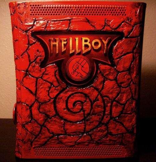 hellboy xbox 360 mod