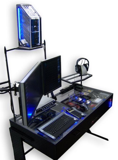 led desktop mod