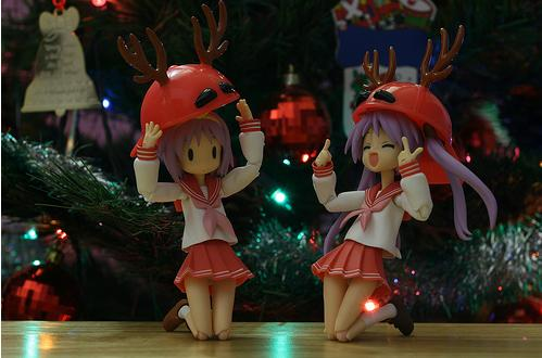 lucky star ornament