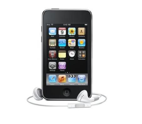 music player iPod Touch