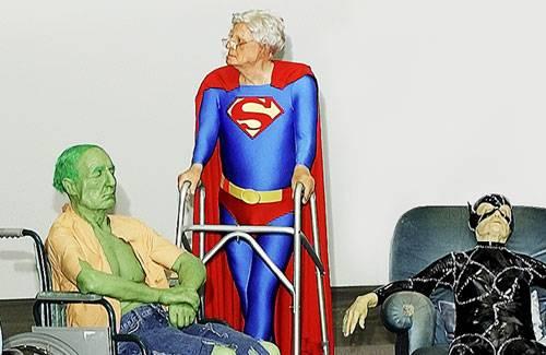 old superheroes 1