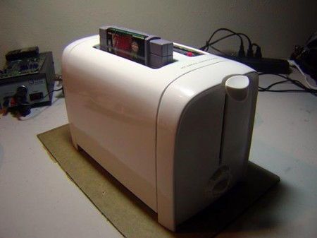 snes toaster mod