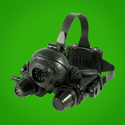 spy nightvision goggles