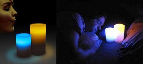 usb led candle