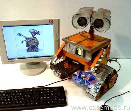 wall-e computer mod