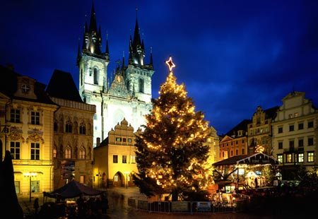 world prague tree