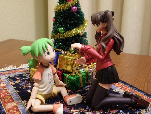 yotsuba ornament