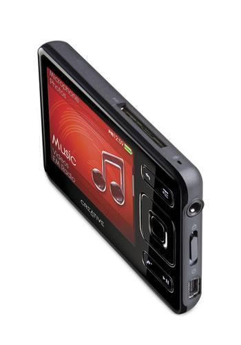 creative zen 16 gb portable media player