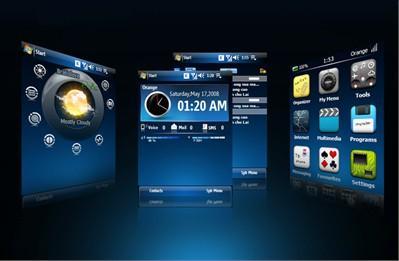 Windows Mobile 7 Rendering