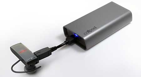 callpod travel charger
