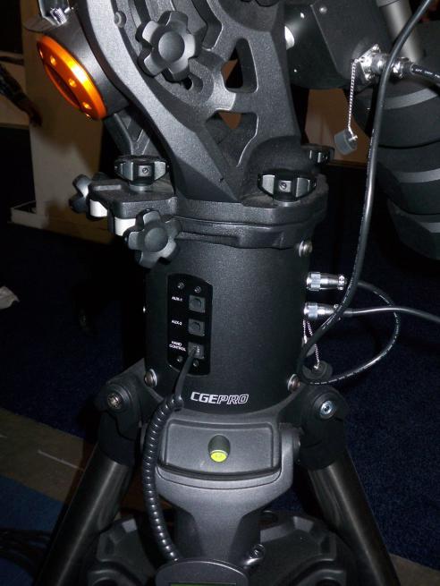 celestron cge Pro 1400 telescope