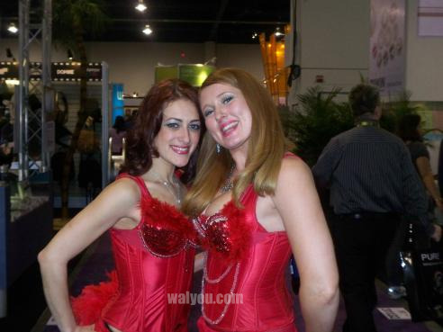 ces 2010 hot girls image 12