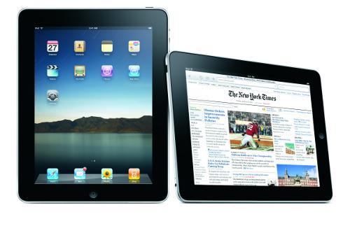iPad PR release