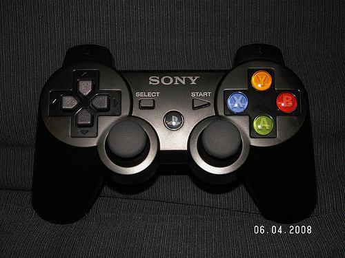 ps3 xbox 360 controller mod