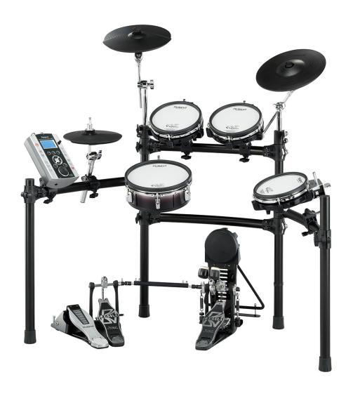 roland v drums td 9kx drumset