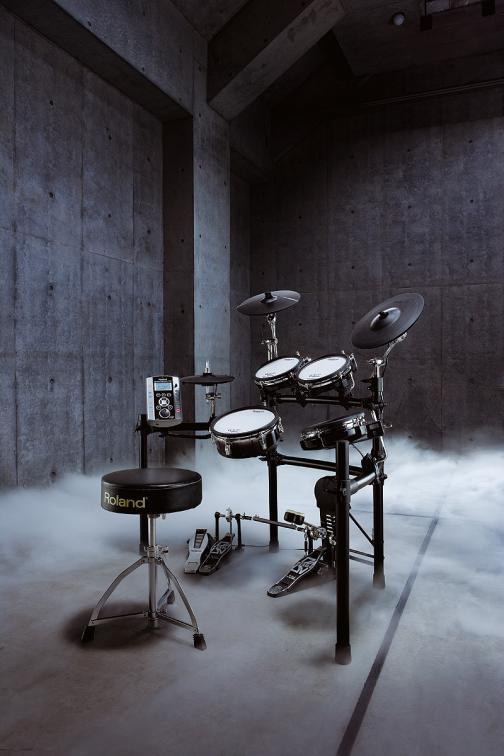 roland v drums td 9kx