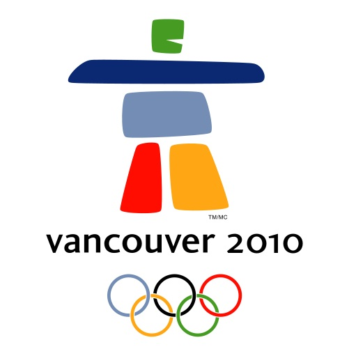 2010 winter olympic games vancouver logo