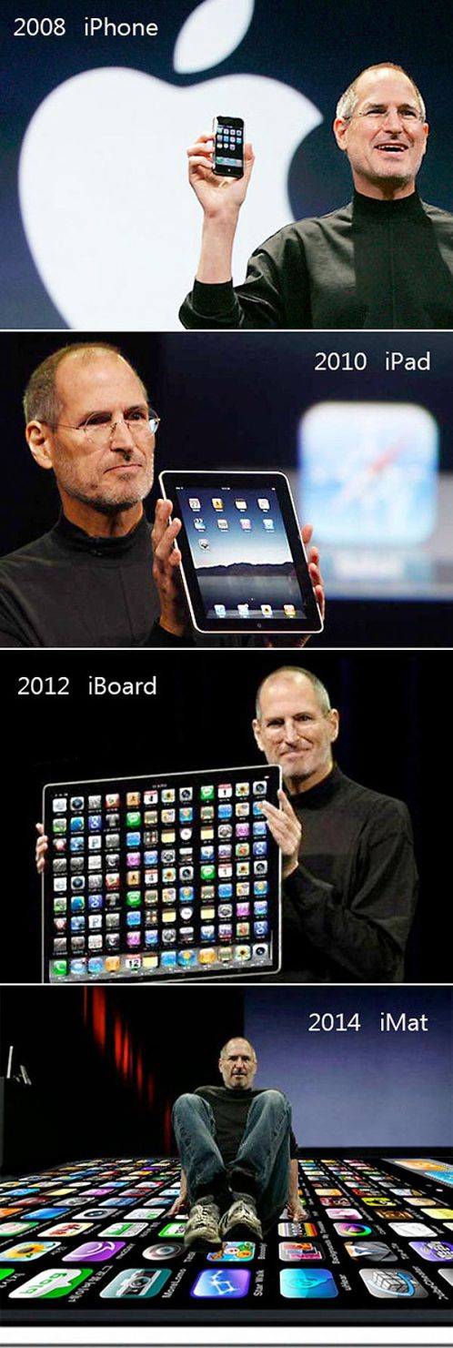 apple iboard imat design gadget