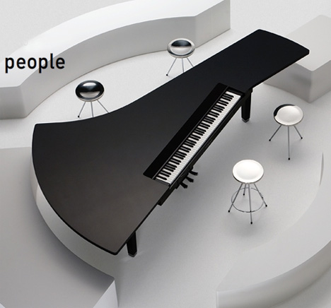 Here Are Some Of The Coolest Designer Pianos And Concepts One Could Find On Net