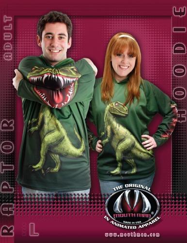 dinosaur man hoodie shirt