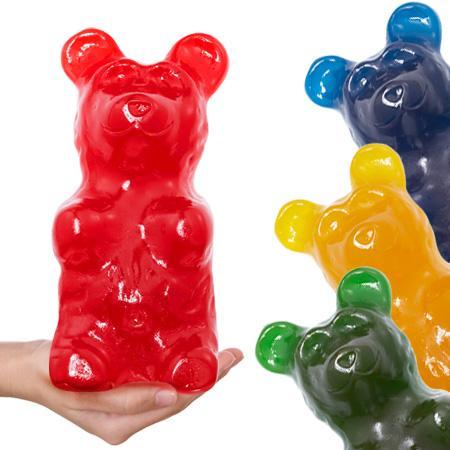 giant gummy bear