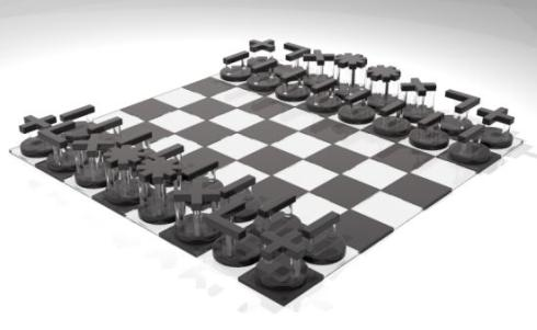 Intuitive Chess Set