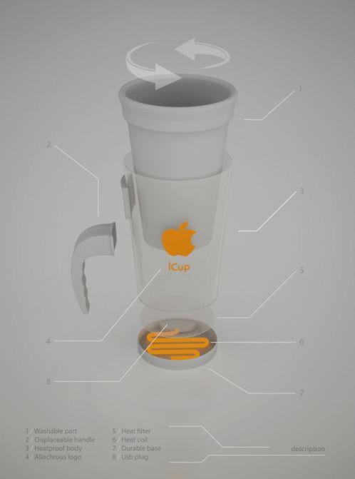 iCup Design image