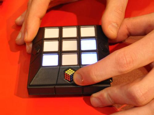 new rubik's cube slide game