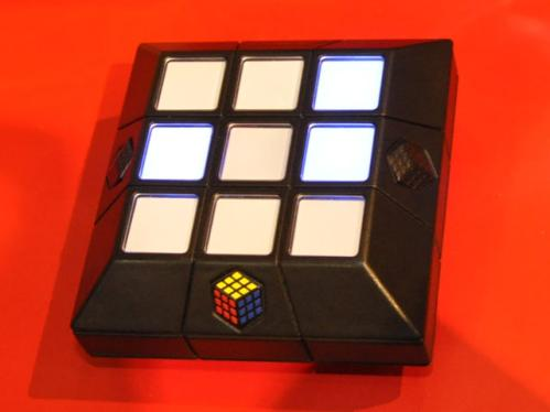 new rubik's cube slide