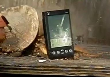 old electronics broken