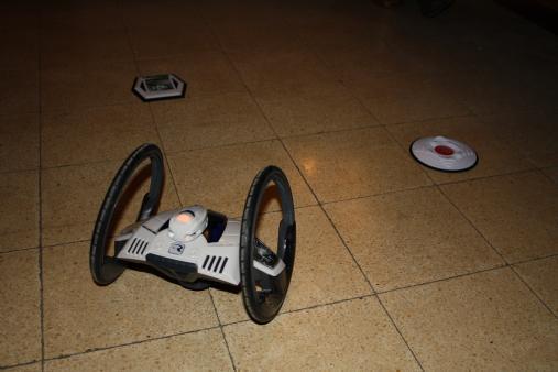 roboni i single player gadget