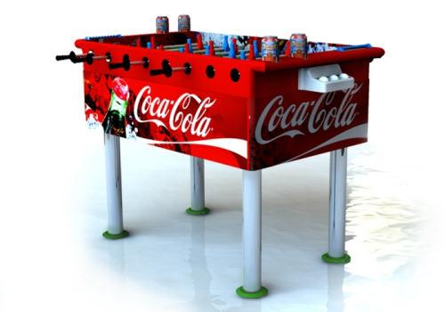 Coke Foosball Table Concept