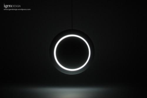 Solar Eclpse Lamp3