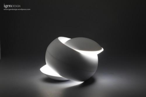 Solar Eclpse Lamp4
