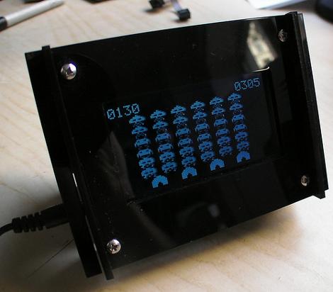 SpaceInvadersClock1