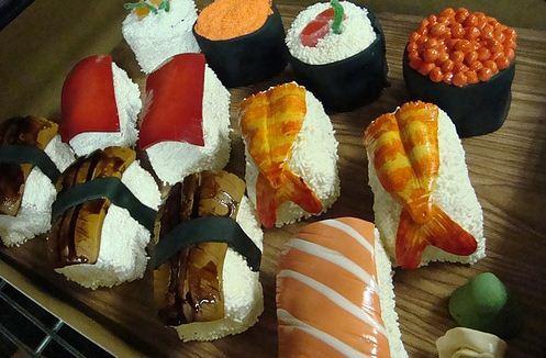 Sushi Cake Platter (5)