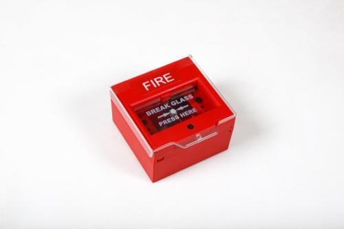 fire alarm ashtray