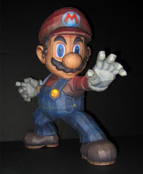 Super Mario Large