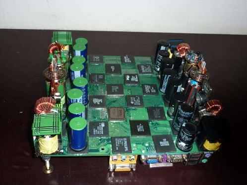 The Motherboard ...