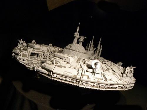 new star wars droid ship lego