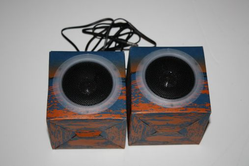 orig audio origami speakers