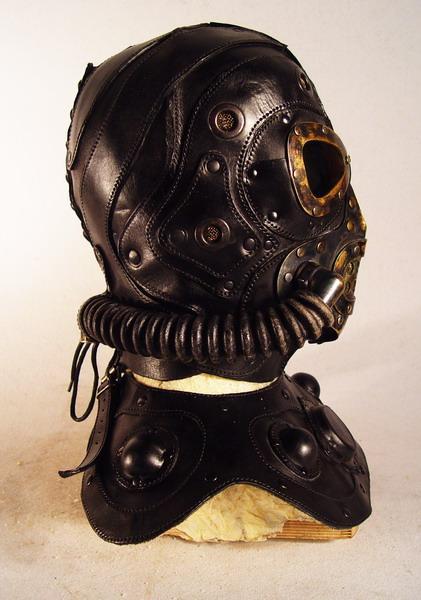 scary steampunk mask 3