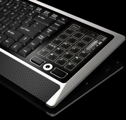 Eclipse wireless litetouch keyboard