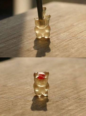 Gummi Bear's Dream To Go Under the Knife (4)
